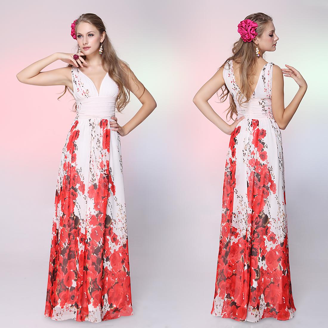 Платье в греческом стиле 9016